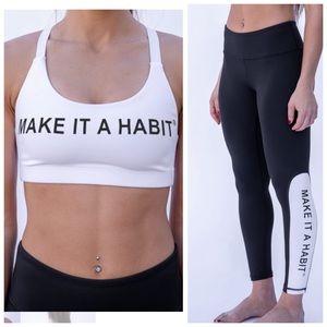 🛍Certo Apparel Make It A Habit set size small